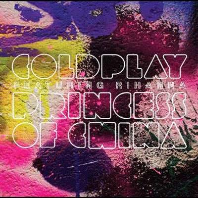 Coldplay – Princess Of China ft. Rihanna (Music Video)