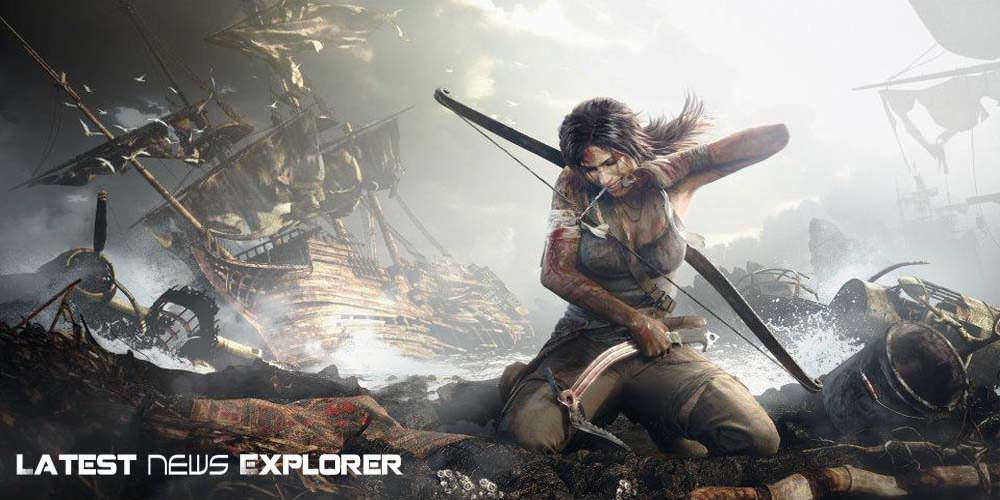Rise of the Tomb Raider PlayStation 4 Pro Tech Trailer