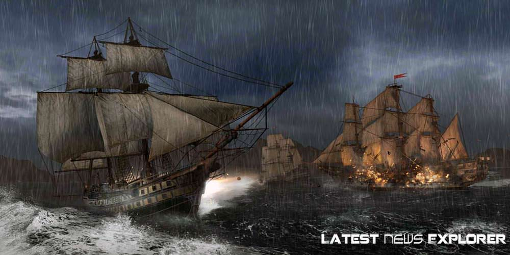 E3 2012: Assassin's Creed III – Naval Battle Gameplay Demo