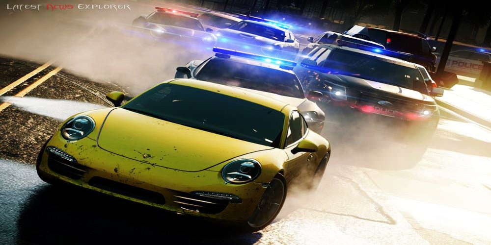 Need for Speed: Most Wanted – Gameplay Trailer 2