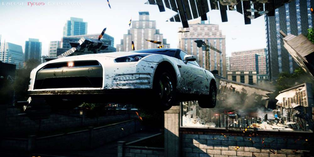 "EA: Need for Speed: The Run 'Didn't Come Together', But Most Wanted Will ""Go Even Bigger"""