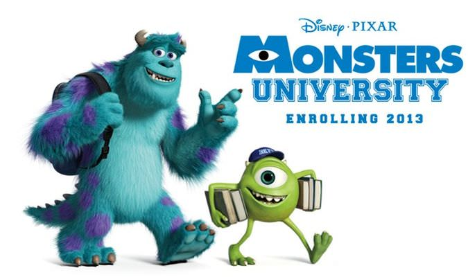 Monsters University – Trailer #2