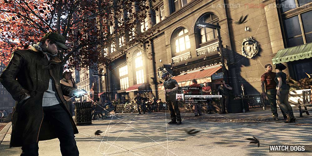 E3 2012: Watch Dogs – Gameplay Demo