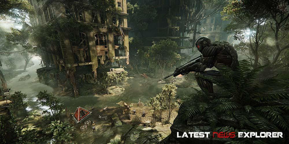 Crysis 3 – Single Player Interactive Trailer