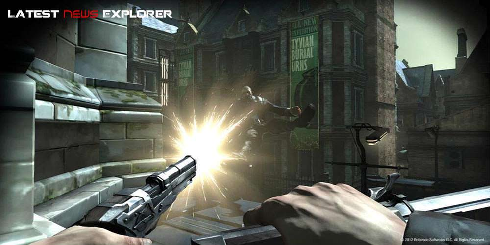Dishonored – Daring Escapes Gameplay Trailer