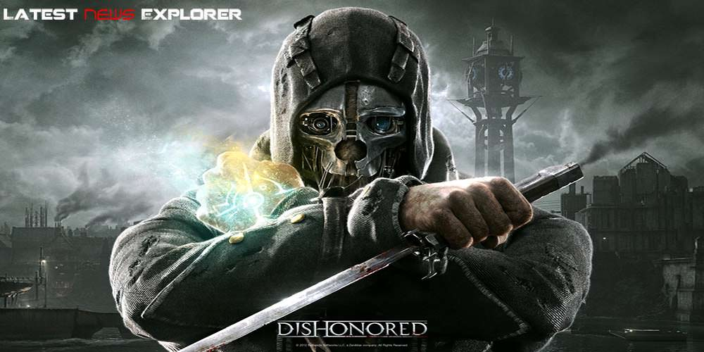 Dishonored 2 Clockwork Mansion Gameplay Trailer