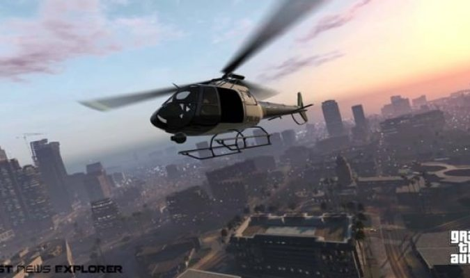 GTA V Map 'Is Bigger Than Red Dead Redemption, San Andreas And GTA IV Combined'  1