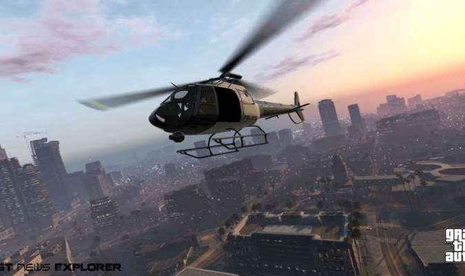 "Take-Two: Rockstar Has ""A Lot of Interesting Stuff"" For GTA V's DLC 2"
