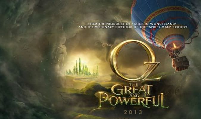 Oz: The Great and Powerful – TV Spot