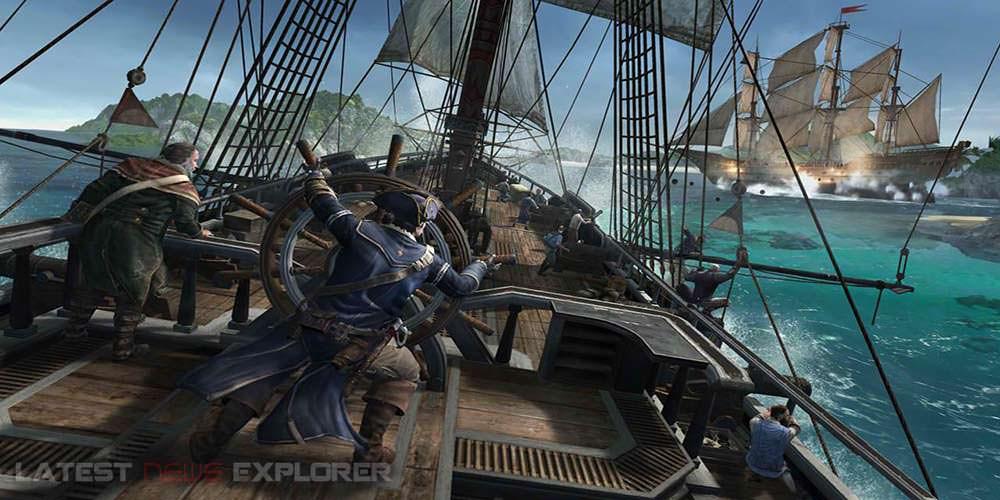Assassin's Creed III – Season Pass Trailer
