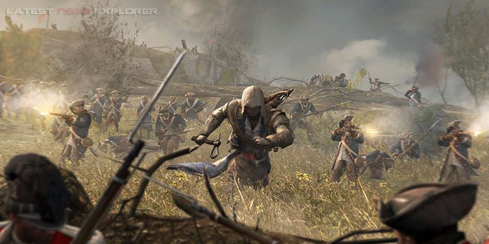 Assassin's Creed III: Dev Diary Episode Two