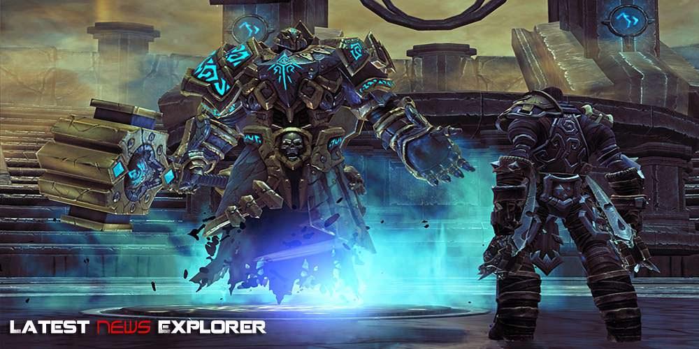 Darksiders II New Game+ & The Crucible Mode Revealed