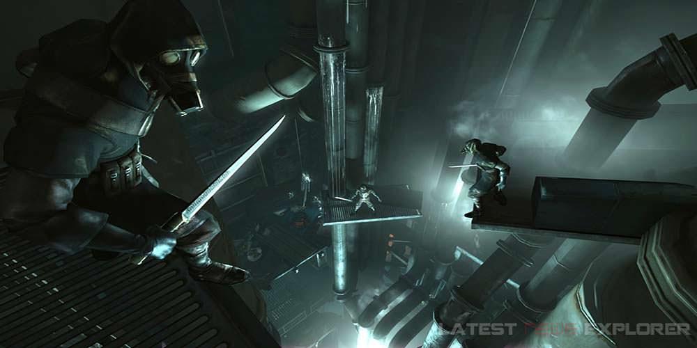Dishonored 2 QuakeCon 2016 Screenshots
