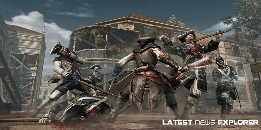 Assassin's Creed III: Liberation – Story Trailer