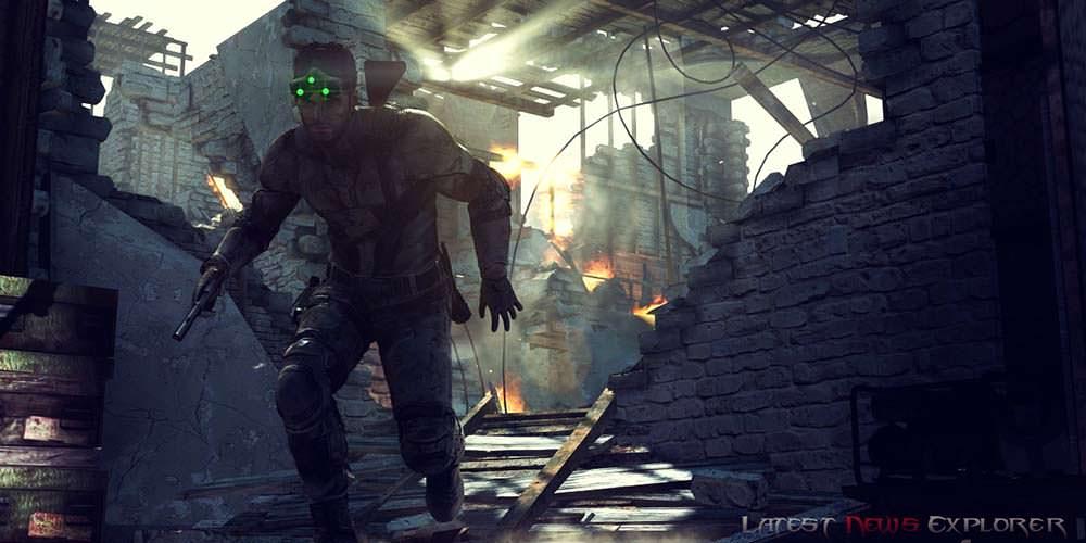 Splinter Cell: Blacklist Developer Tour 'Abandoned Mill'