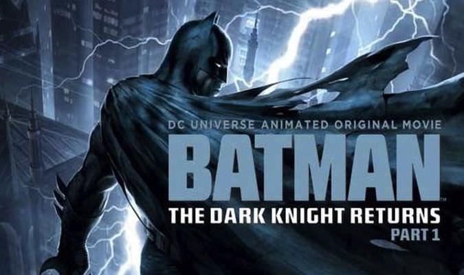 The Dark Knight Returns Part 1 – Trailer