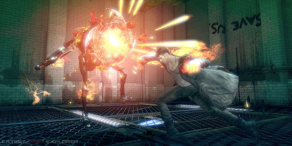 Devil May Cry – TGS Trailer; New Details