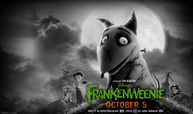 Frankenweenie – 'Halloween Comes Early' Clip