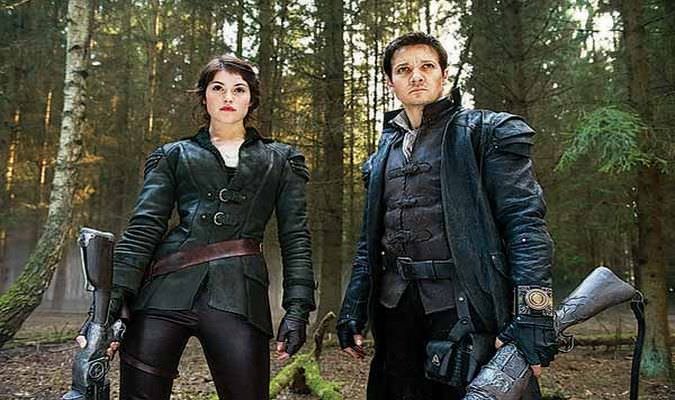 Hansel & Gretel: Witch Hunters – Red Band Trailer
