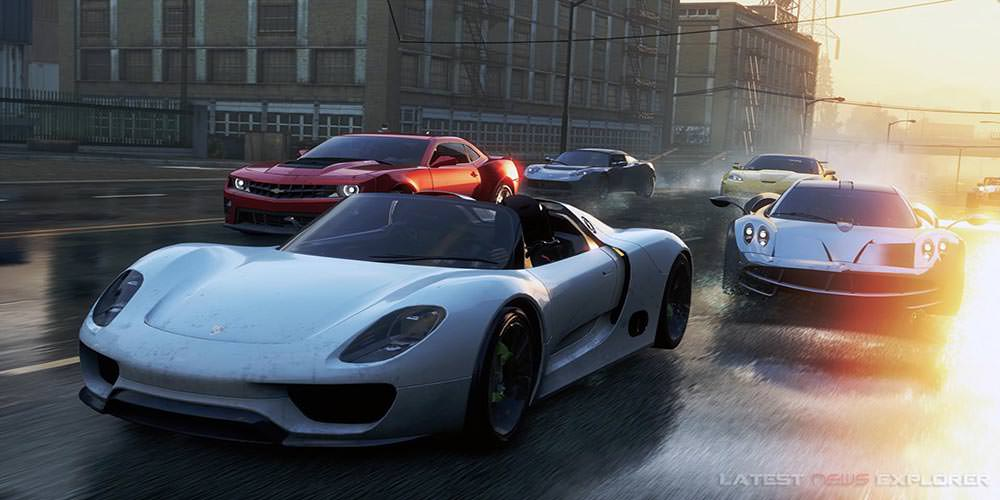 Need For Speed: Most Wanted – Launch Trailer