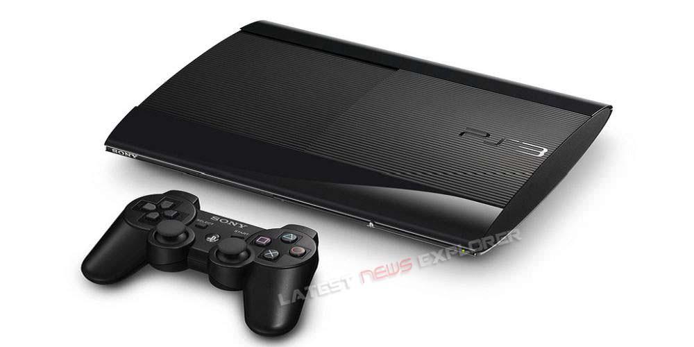 Sony Revealed 'Super Slim' PlayStation 3