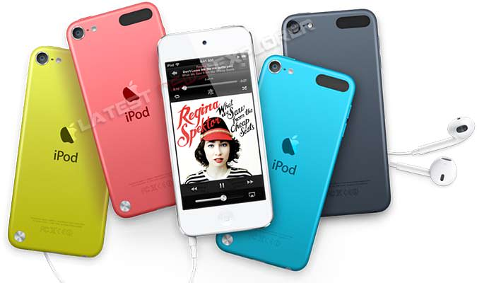 New iPod Nano And iPod Touch Unveiled 1