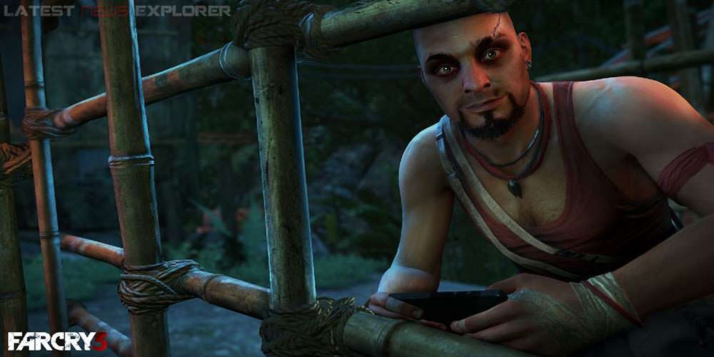 UK Charts: Far Cry 3 Ends 2012 At No.1
