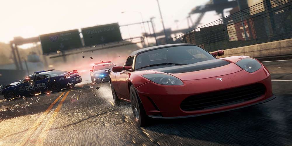 Need For Speed: Most Wanted – The Most Wanted List