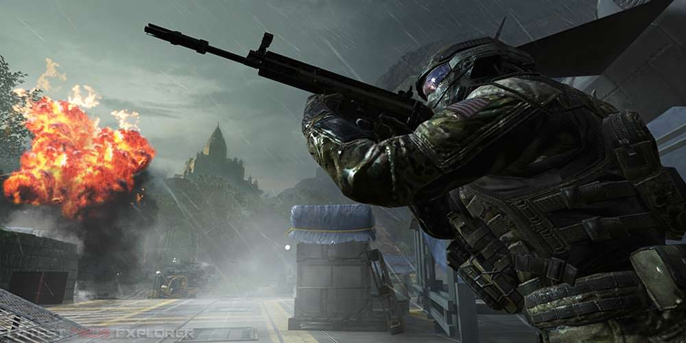 Call of Duty: Black Ops 2 'Orientation' DLC Leaked