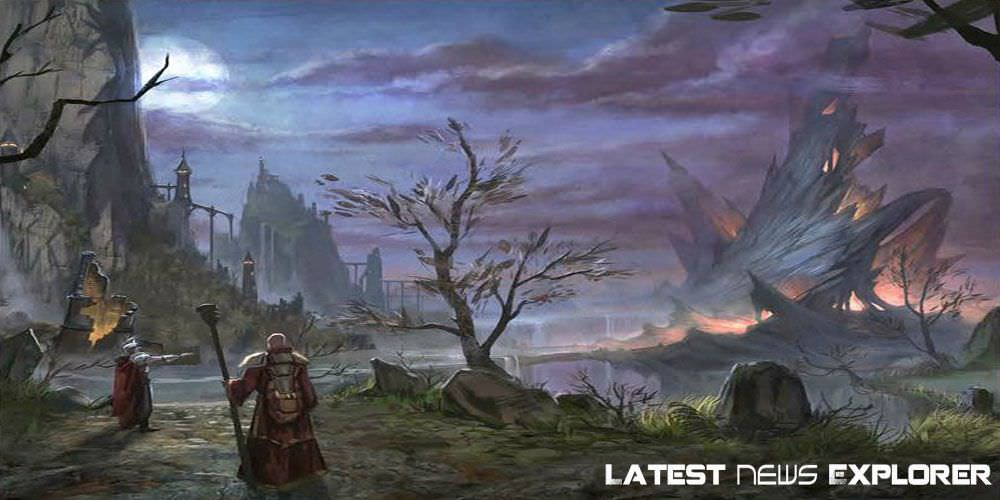 The Elder Scrolls Online Introduction Dev Diary
