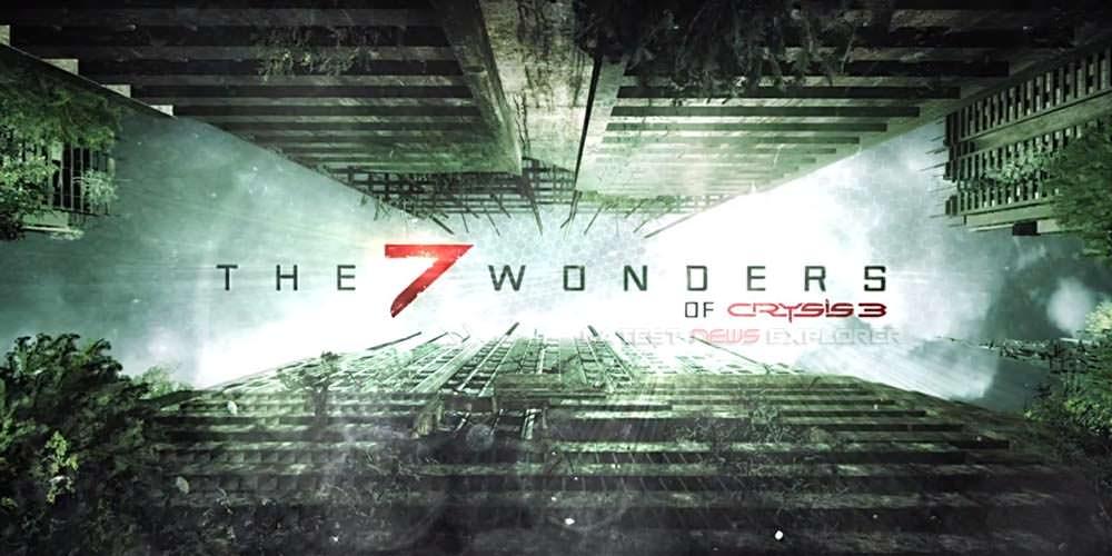 """The 7 Wonders of Crysis 3 – Episode 4: """"Typhoon"""""""