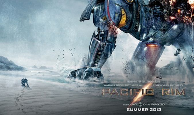 Pacific Rim – 'Oversized Robot Sets' Featurette