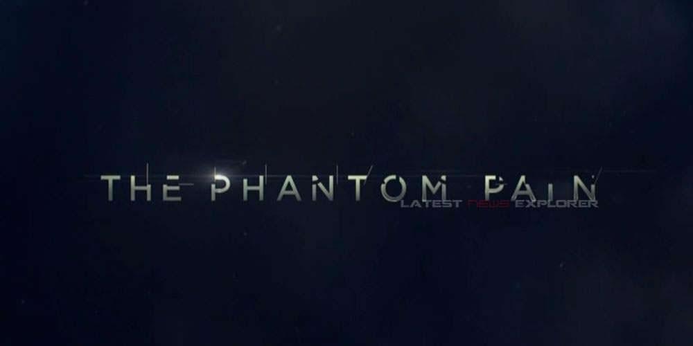 VGA 2012: The Phantom Pain – Debut Trailer