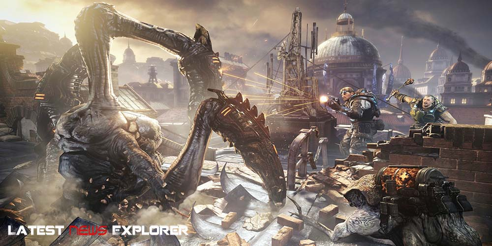 Gears of War: Judgment – 'Guts of Gears' Multiplayer Trailer