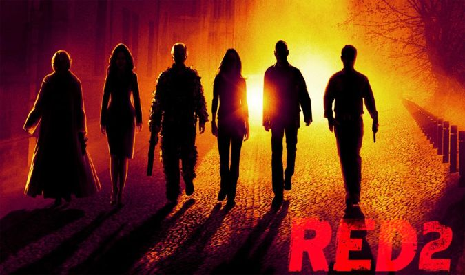 RED 2 – Trailer