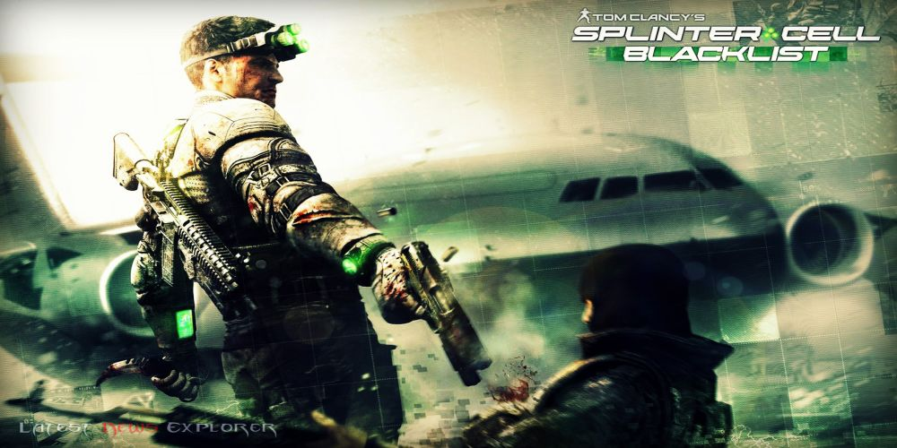 Splinter Cell: Blacklist – Collector's Edition Unboxing Video