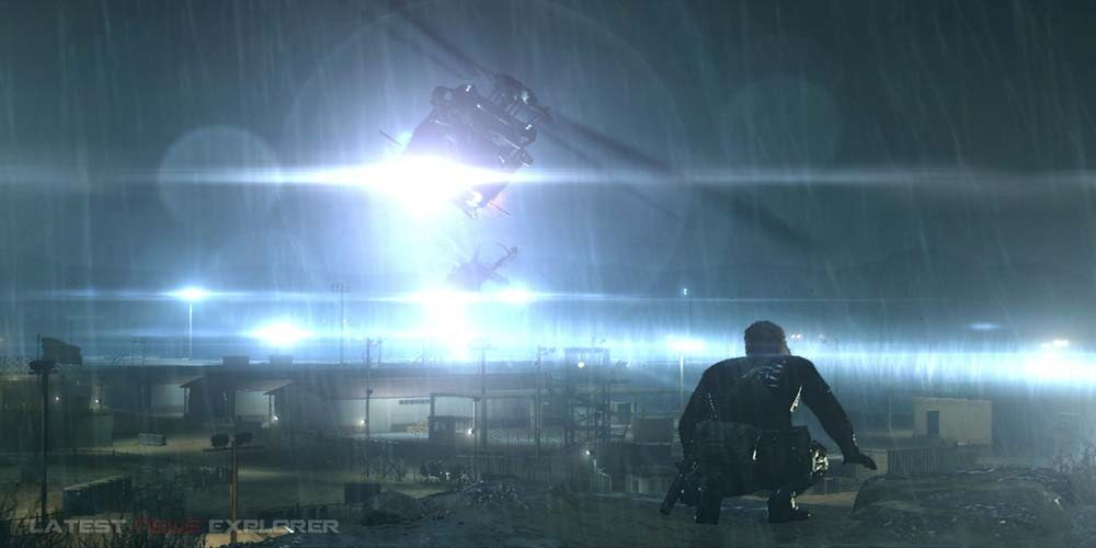 Konami: Metal Gear Solid: Ground Zeroes Tackles Lots of Taboos, Risky To Be Released 1