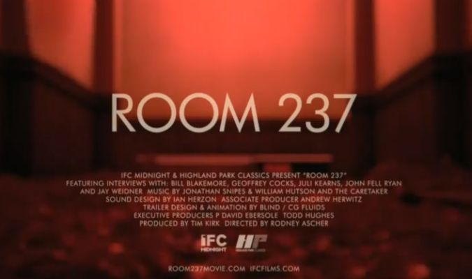 Room 237 – Trailer