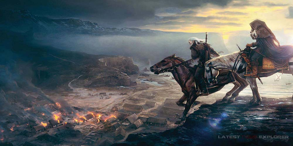 The Witcher 3: Wild Hunt – 'Game of the Year' Announcement Trailer