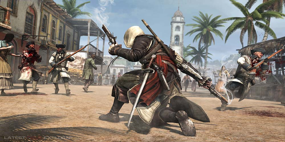 Assassin's Creed IV: Black Flag – 'True Golden Age of Pirates' Trailer
