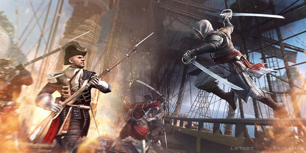 Assassin's Creed IV: Black Flag Internal Q&A