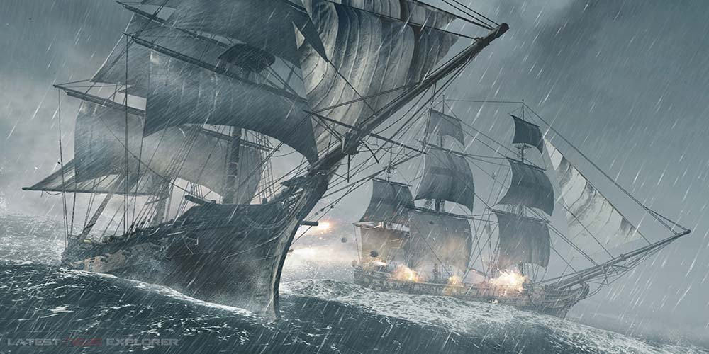 Ubisoft: ACIV Black Flag Multiplayer Won't Feature Naval Battles