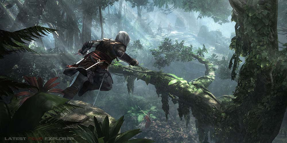 Assassin's Creed IV: Black Flag – Buccaneer Edition Unboxing Video