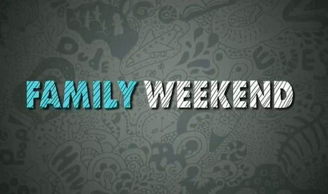 Family Weekend – Trailer