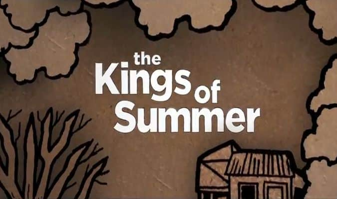 The Kings of Summer – Trailer