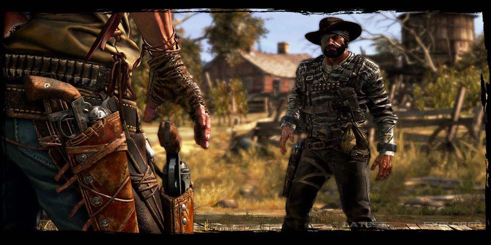 Call of Juarez: Gunslinger – 'Code of the West' Trailer