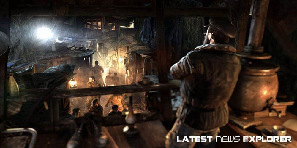 Metro: Last Light – Ranger Survival Guide EP2 'Enemy Danger'