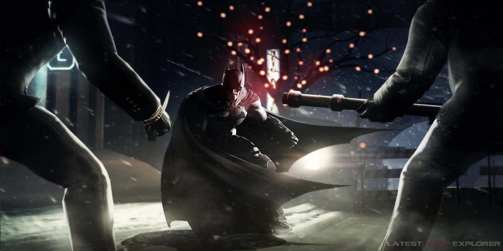 "Batman: Arkham Origins Uses ""Core Mechanics of The Previous Games"""