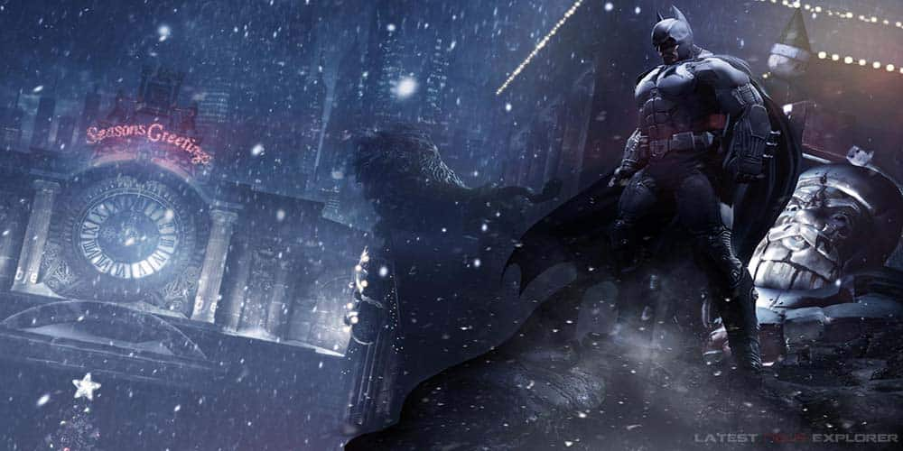 Time Warner: Batman Movie Is A Year And A Half Out