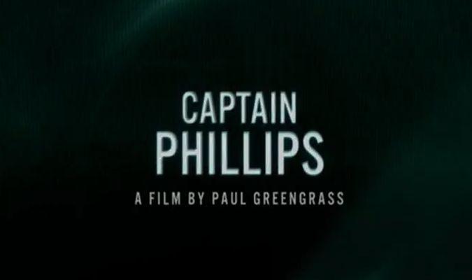Captain Phillips – International Trailer